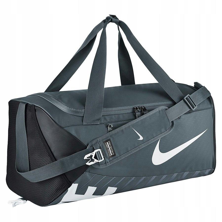 775e74c9df11d Torba Nike Alpha Adapt Crossbody szary - 7449912498 - oficjalne ...