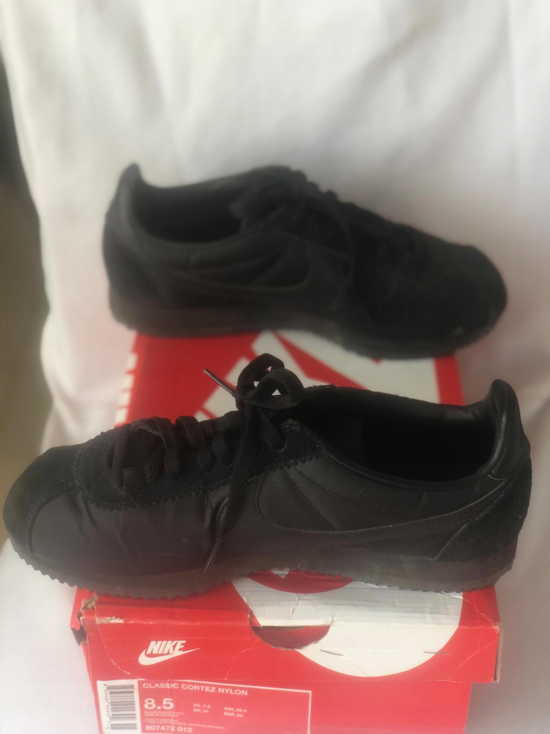 new arrival 95b13 5efe2 Buty Nike Classic Cortez Nylon r. 42 UŻYWANE