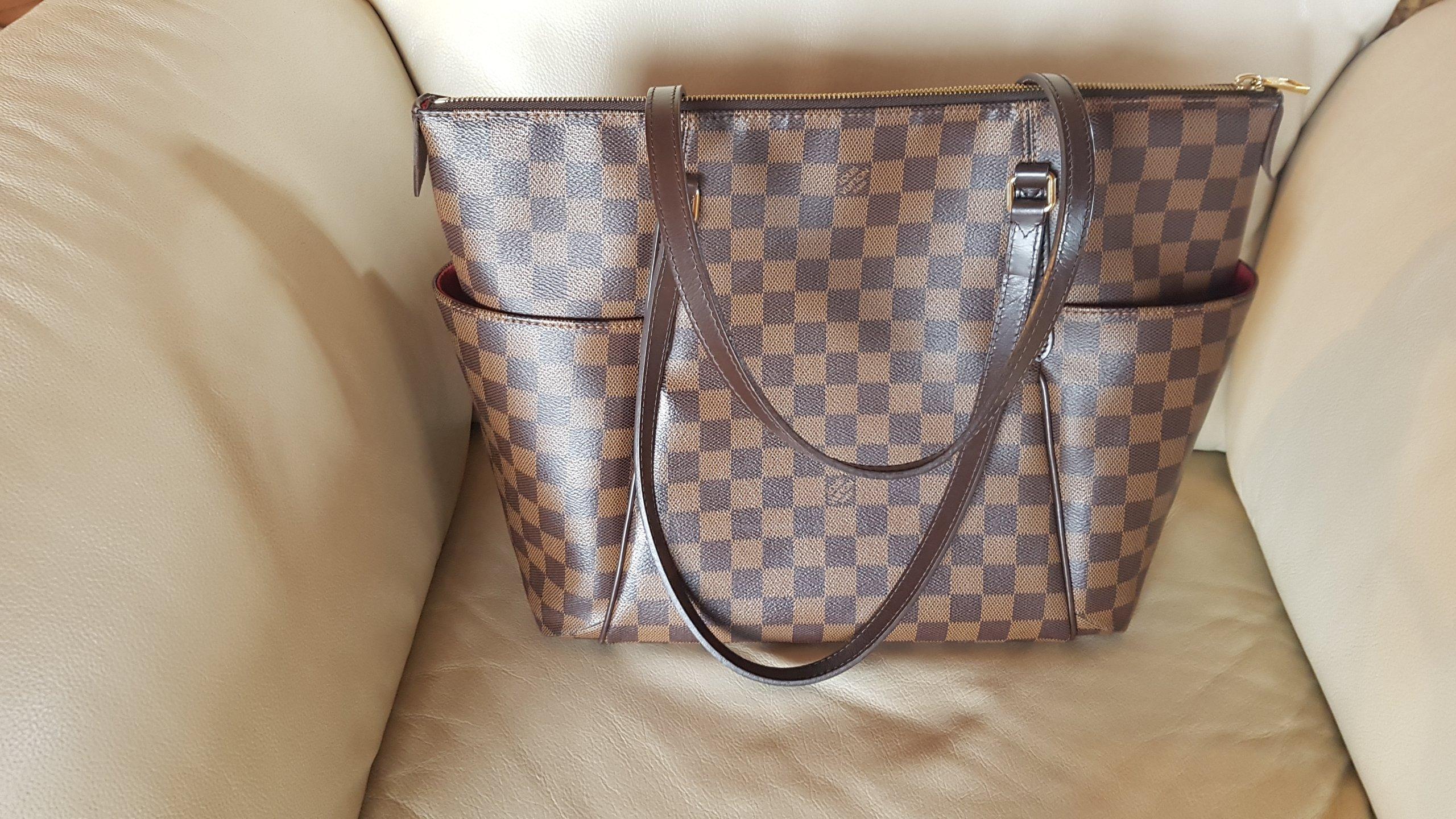 302ac26e748e7 Louis Vuitton Totally MM OKAZJA torebka Neverfull - 7171386723 ...