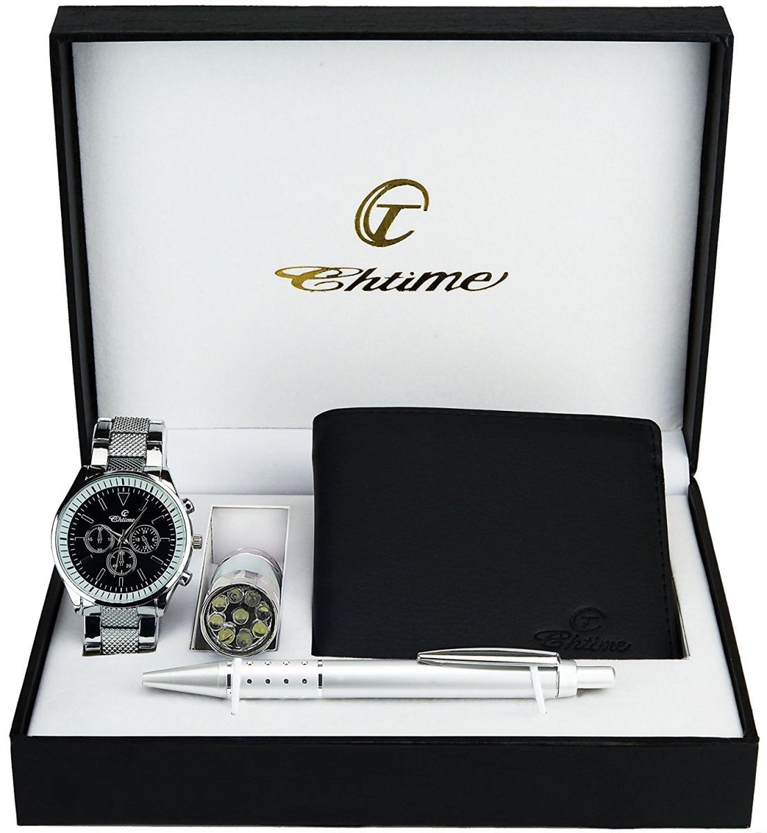 e3d6b8b4af7ea Zestaw na prezent BELLOS zegarek