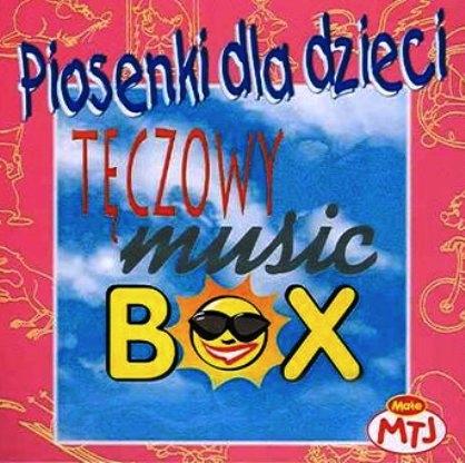 TĘCZOWY MUSIC BOX Piosenki Dla Dzieci WERSJE Z TV