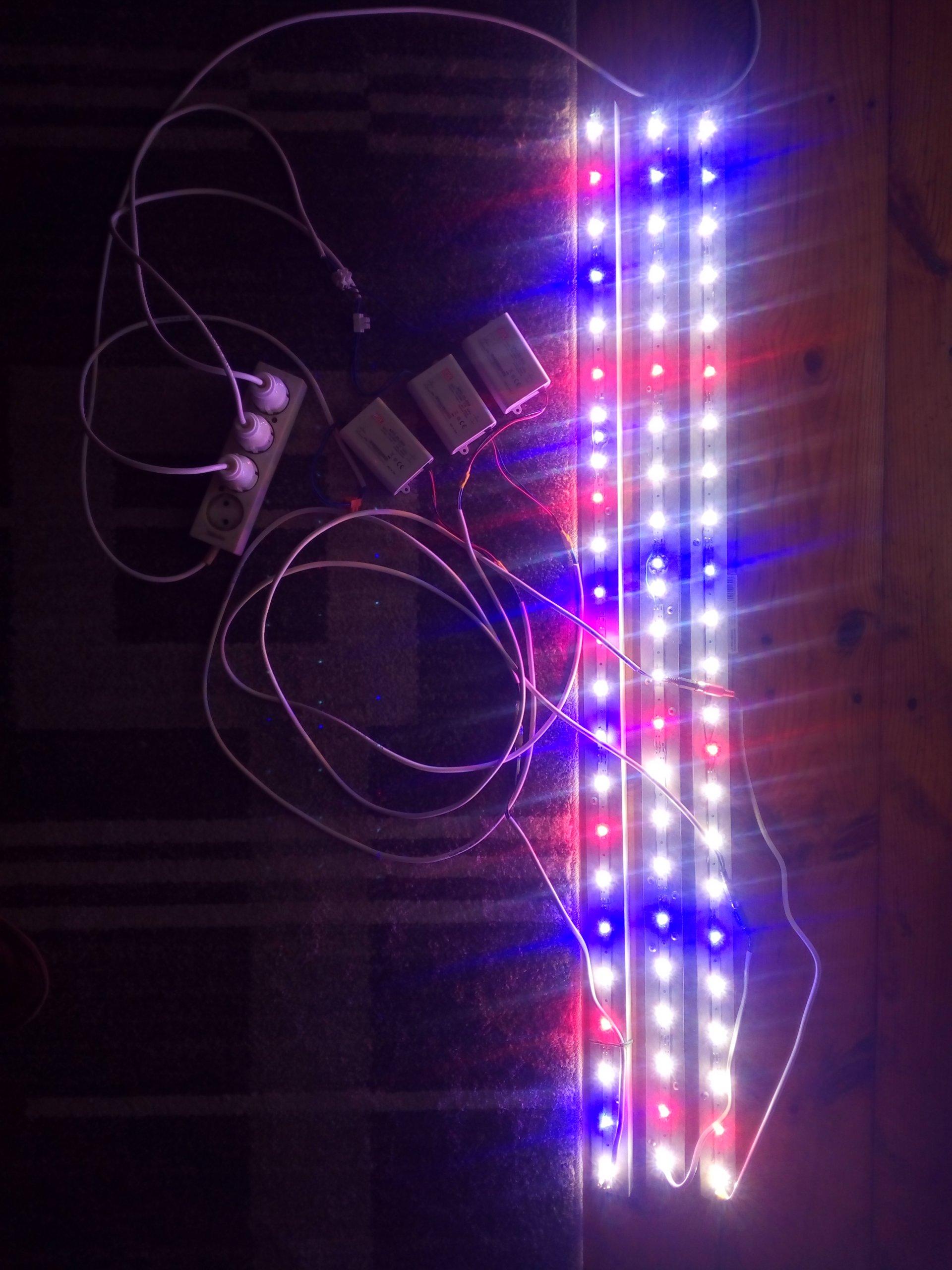 Oświetlenie Power Led Do Akwarium 240l