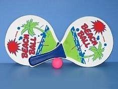 Rakietki plażowe tenis stołowy (CK002683) /KB6728