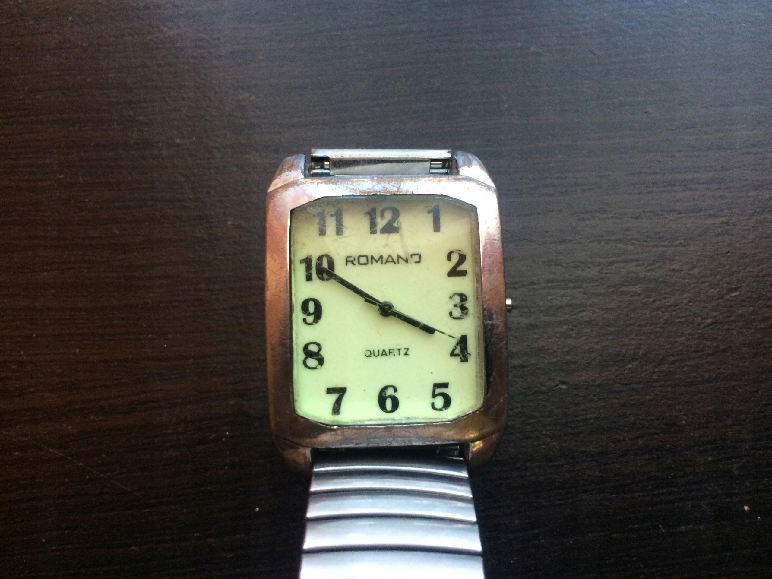 402c3931260 Zegarek Romano - 7509527125 - oficjalne archiwum allegro