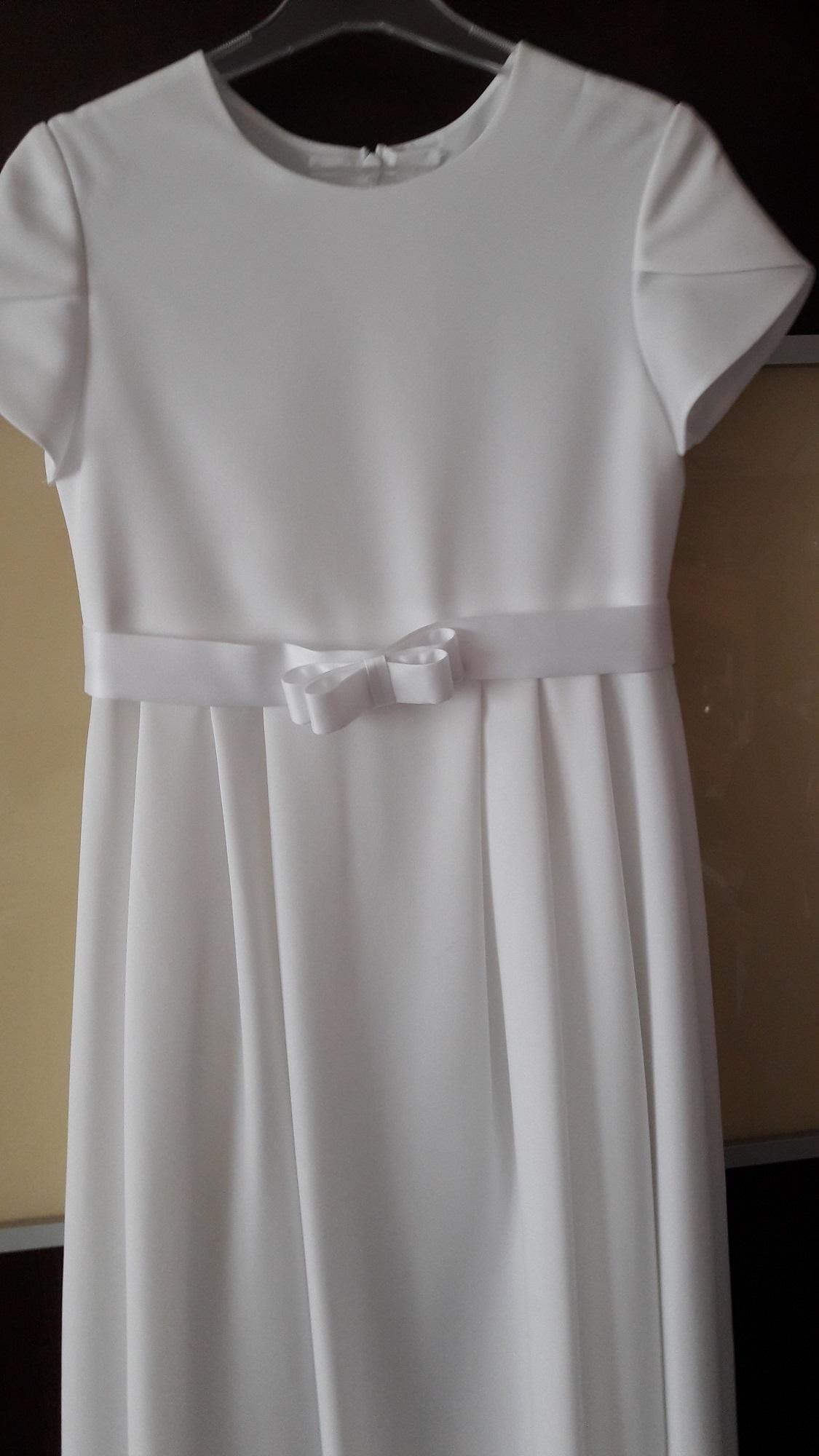 1ff627a300 Sukienka komunijna IZA Emmi Mariage rozm.134 140 - 7243511692 ...