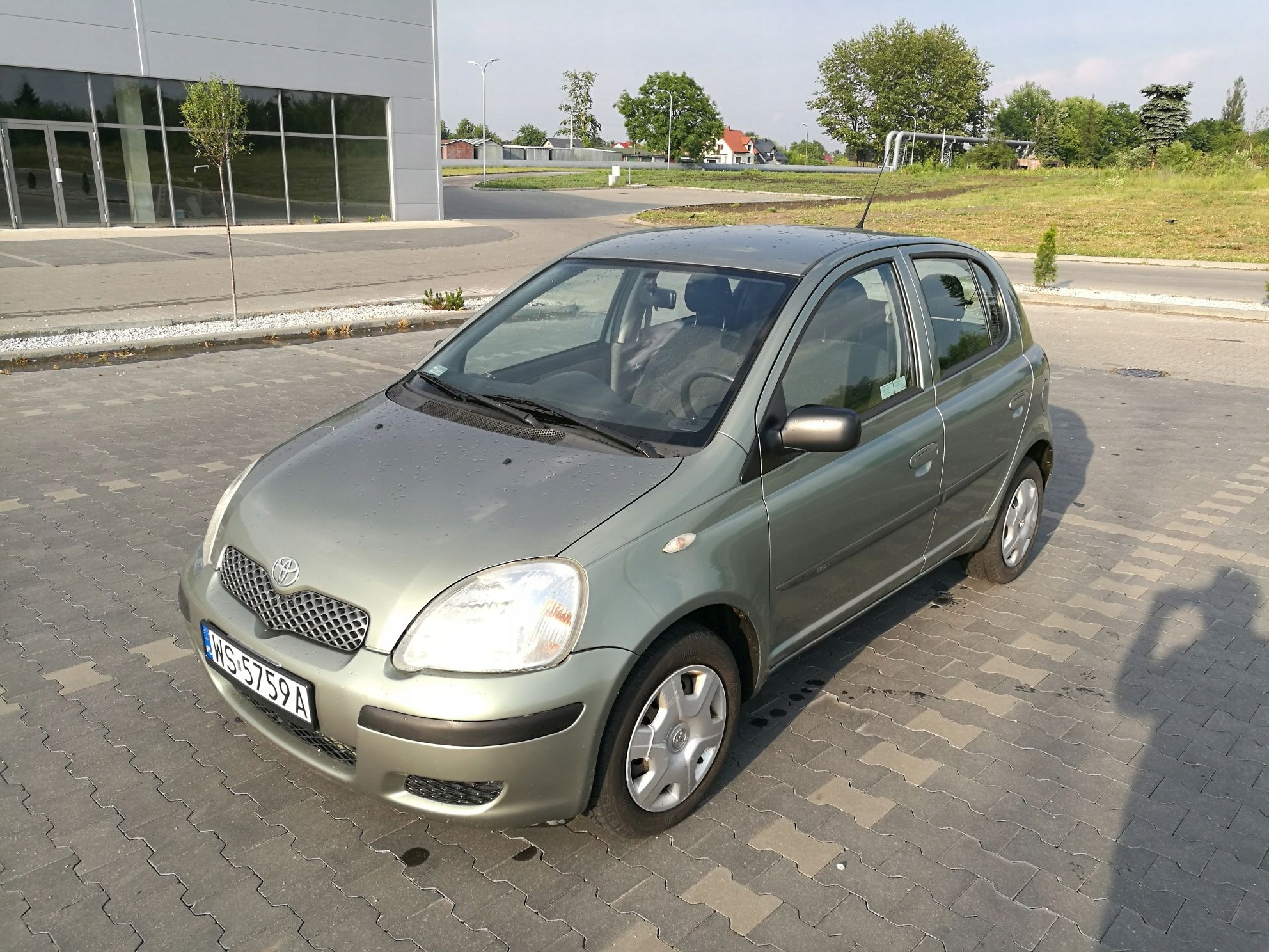 Toyota Yaris I 2003 Benzyna Opony Zimowe 7402047585 Oficjalne