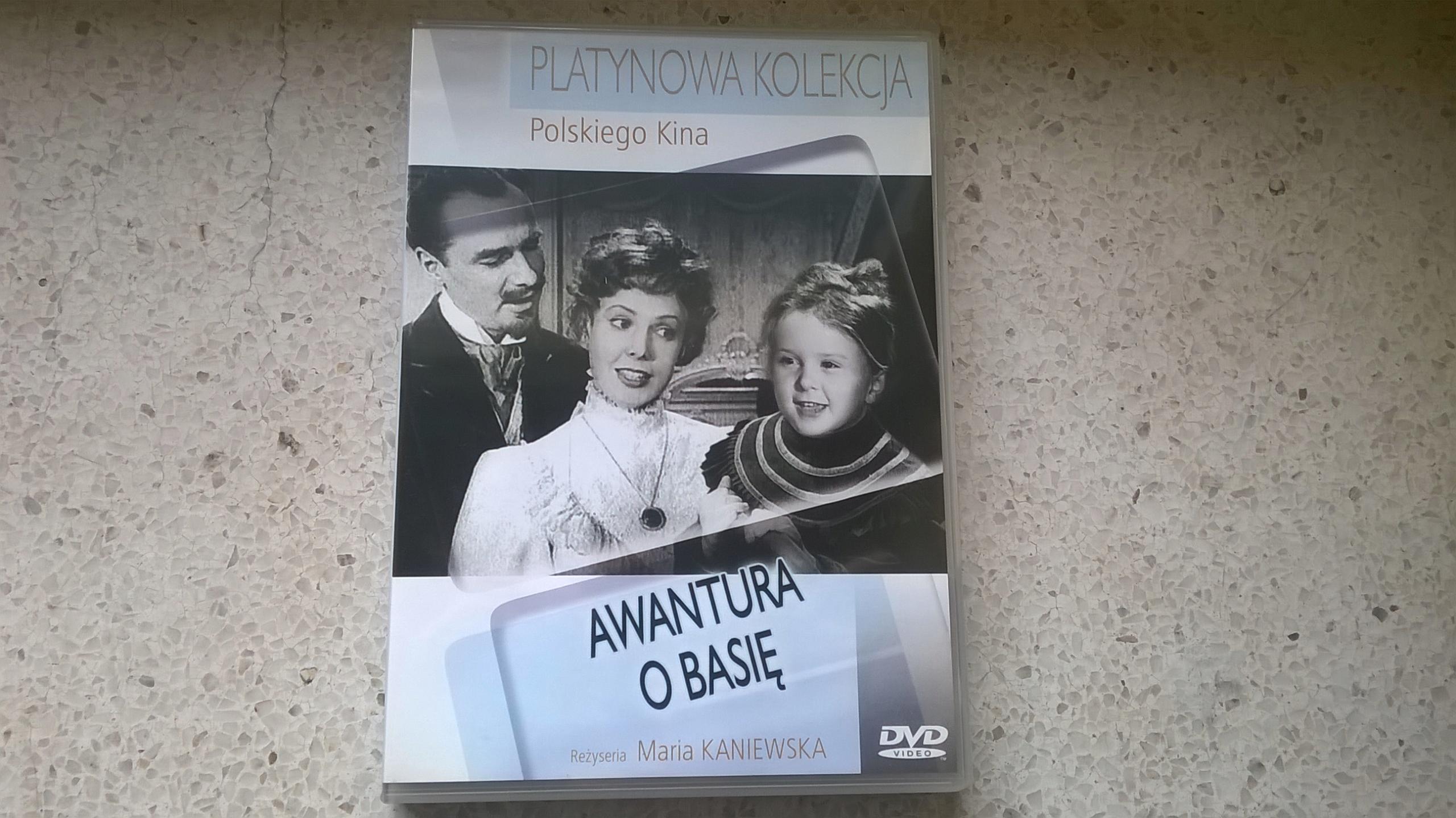 AWANTURA O BASIĘ (1959) Ewa Krasnodębska