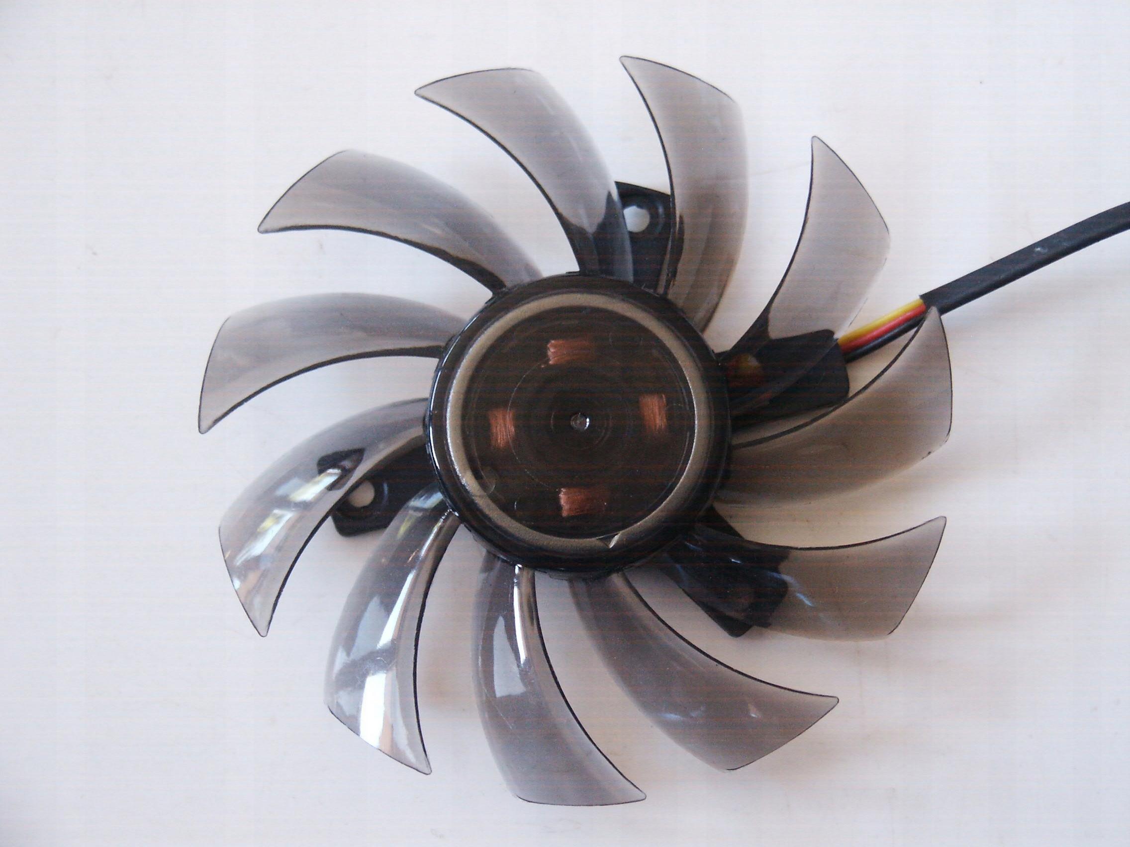 Wentylator Grafiki Gigabyte WindForce 75mm A17