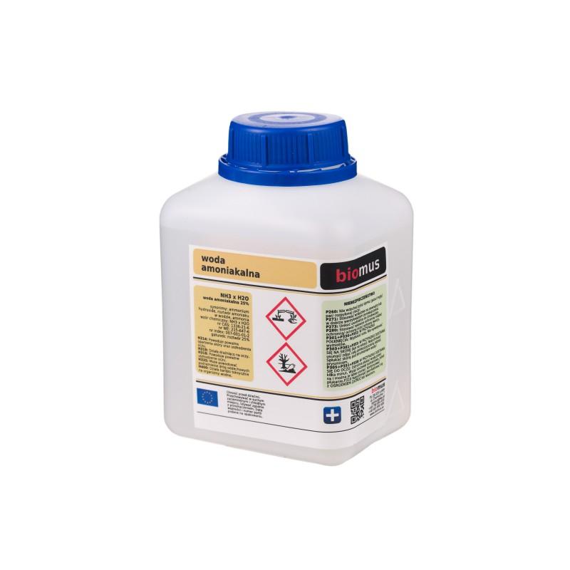 Woda amoniakalna 500ml Biomus