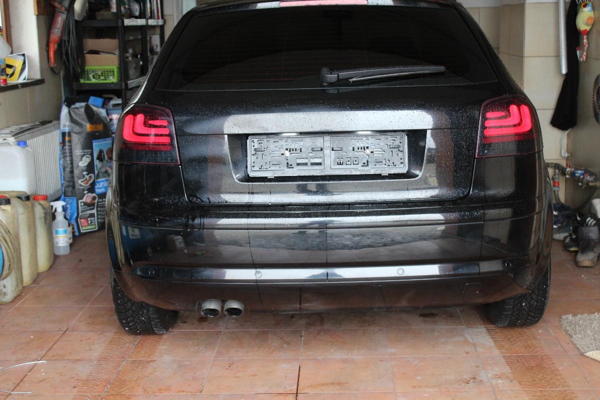 Lampy Tylne Audi A3 8p Led 7235329326 Oficjalne Archiwum