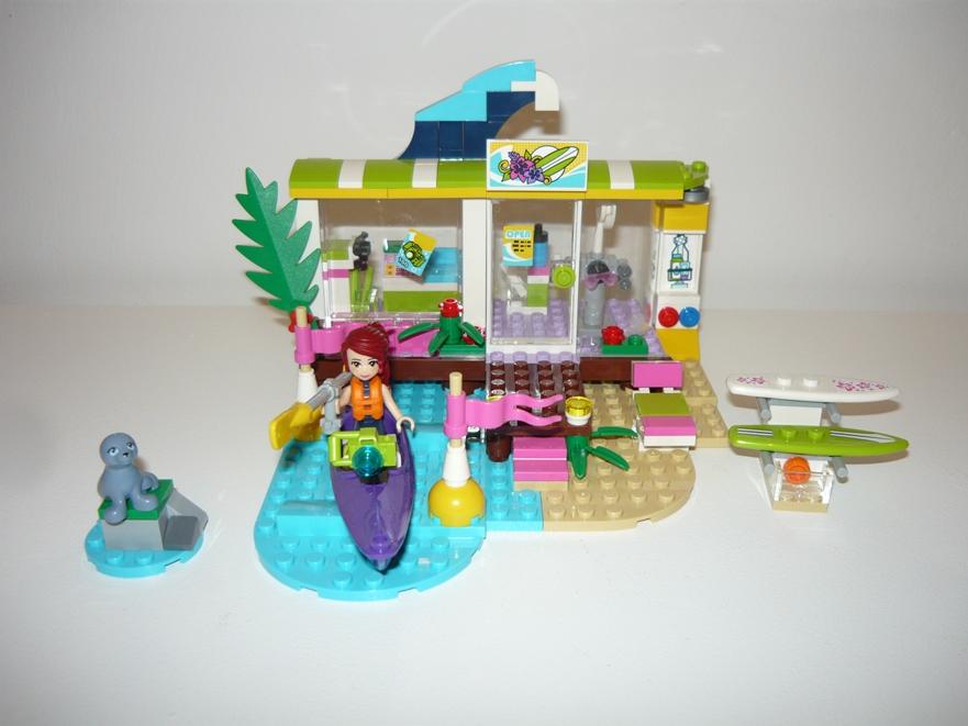 Lego Friends 41315 Sklep Dla Surferów W Heartlake 7341050615