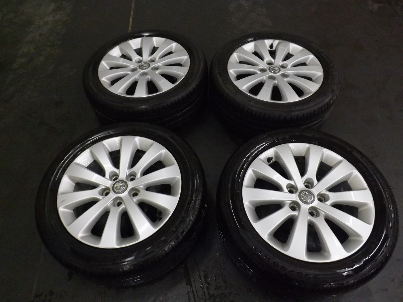 Opel Astra J Iv 4 Felgi Aluminiowe 17 5x115 7086460630 Oficjalne