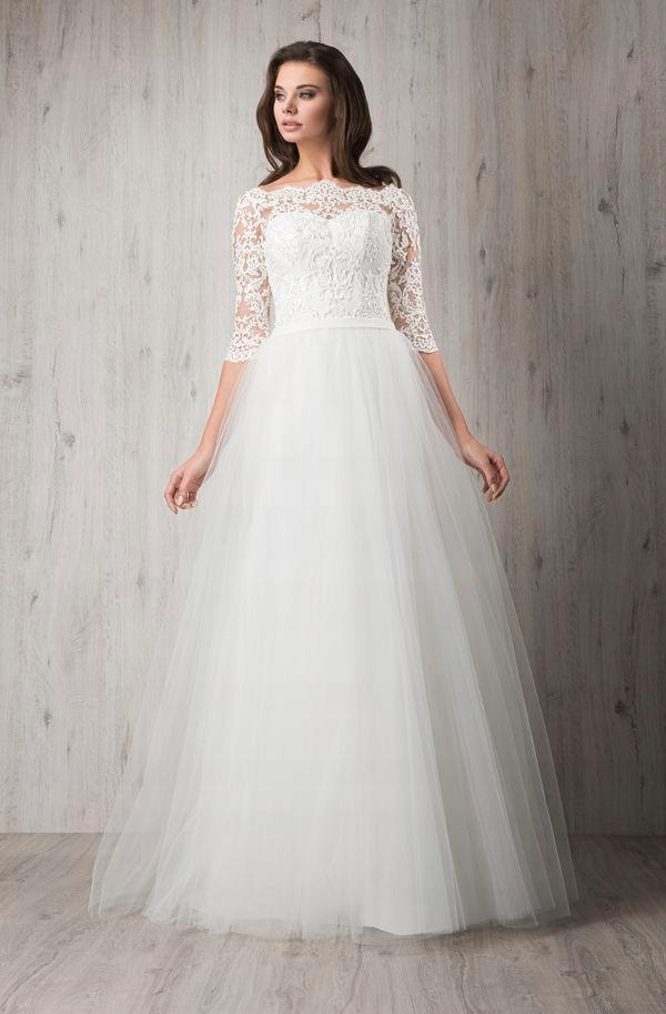 Suknia ślubna Rękaw 34 Fularażywczyk 80 6815825203 Oficjalne