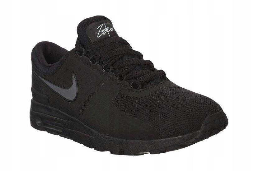 4990718e7afe2a Czarne Tekstylne Buty Damskie Sportowe Nike r.40 - 7527044259 ...