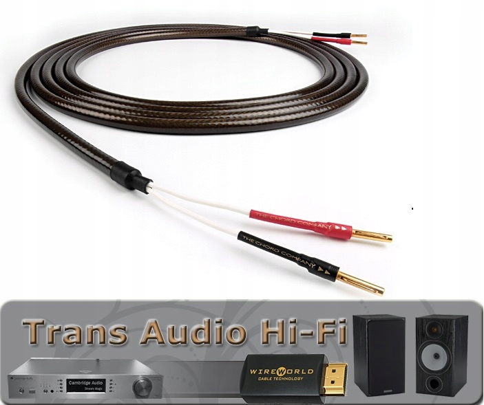 Chord Epic Twin ze szpuli        Trans Audio Hi-Fi