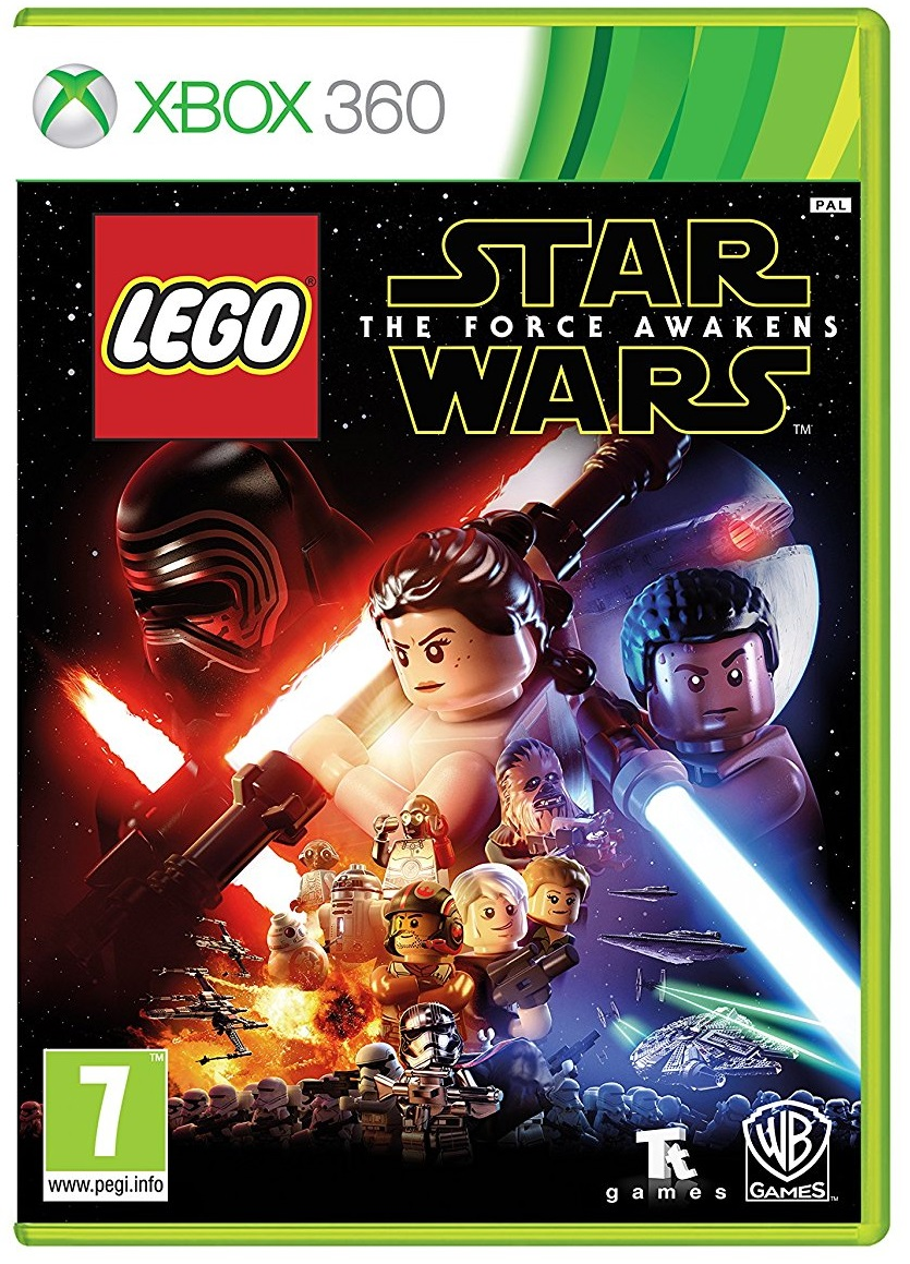 LEGO STAR WARS PRZEBUDZENIE MOCY DUBBING PL X360