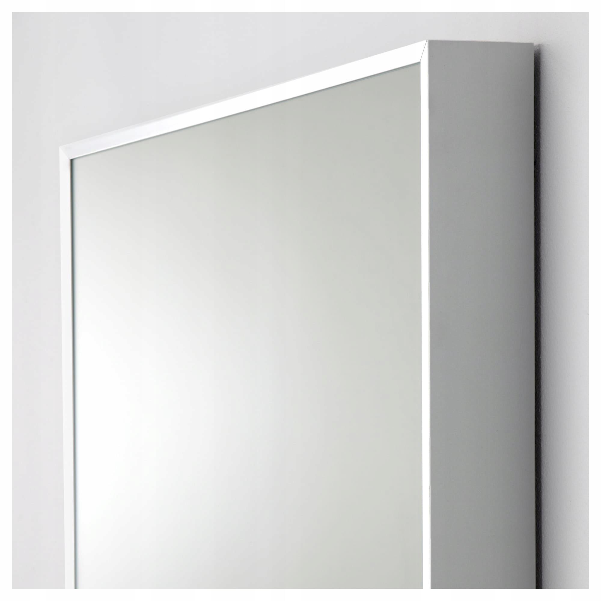 Hovet Lustro Ikea Aluminium 78x196 7644783419 Oficjalne Archiwum