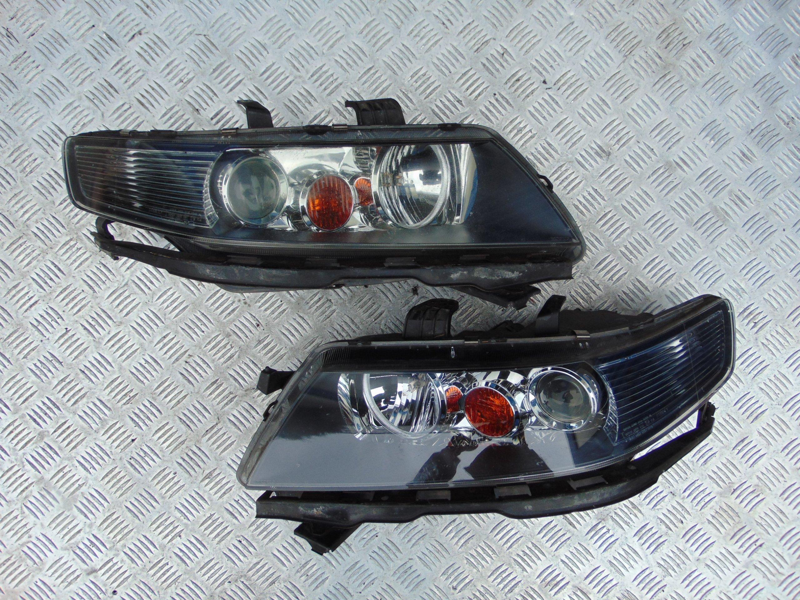 Honda Accord Vii Lampa Przednia Lewa Prawa 7174430935