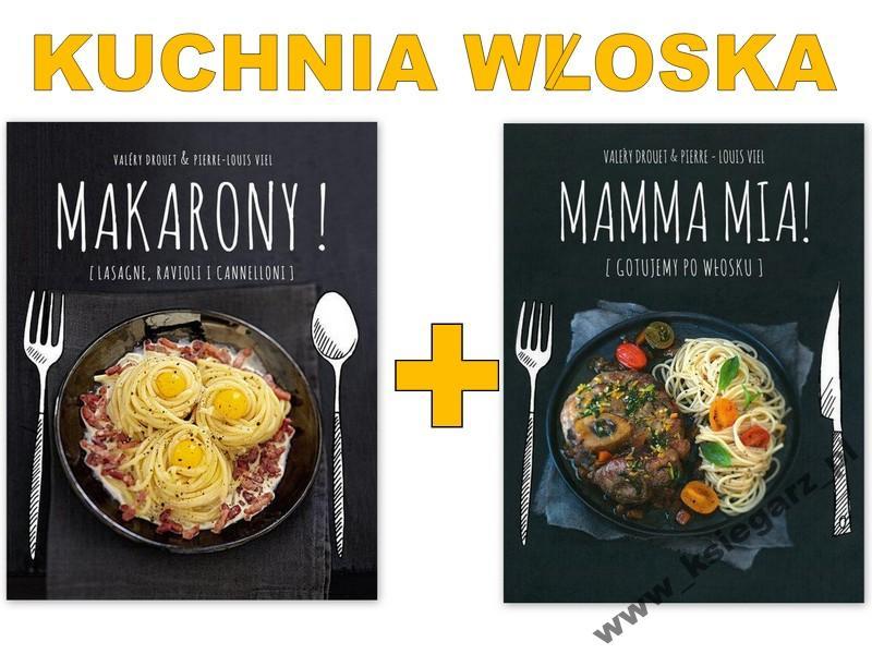 V Drouet Mamma Mia Makarony Kuchnia Wloska 5304910971 Oficjalne