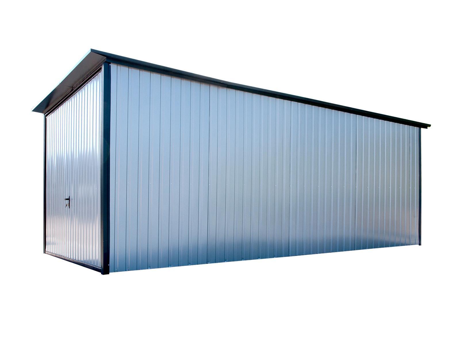 Garaż Blaszak Stalowy Mocny Ocynk 3x5 2x3 4x6 5x5 7348444838