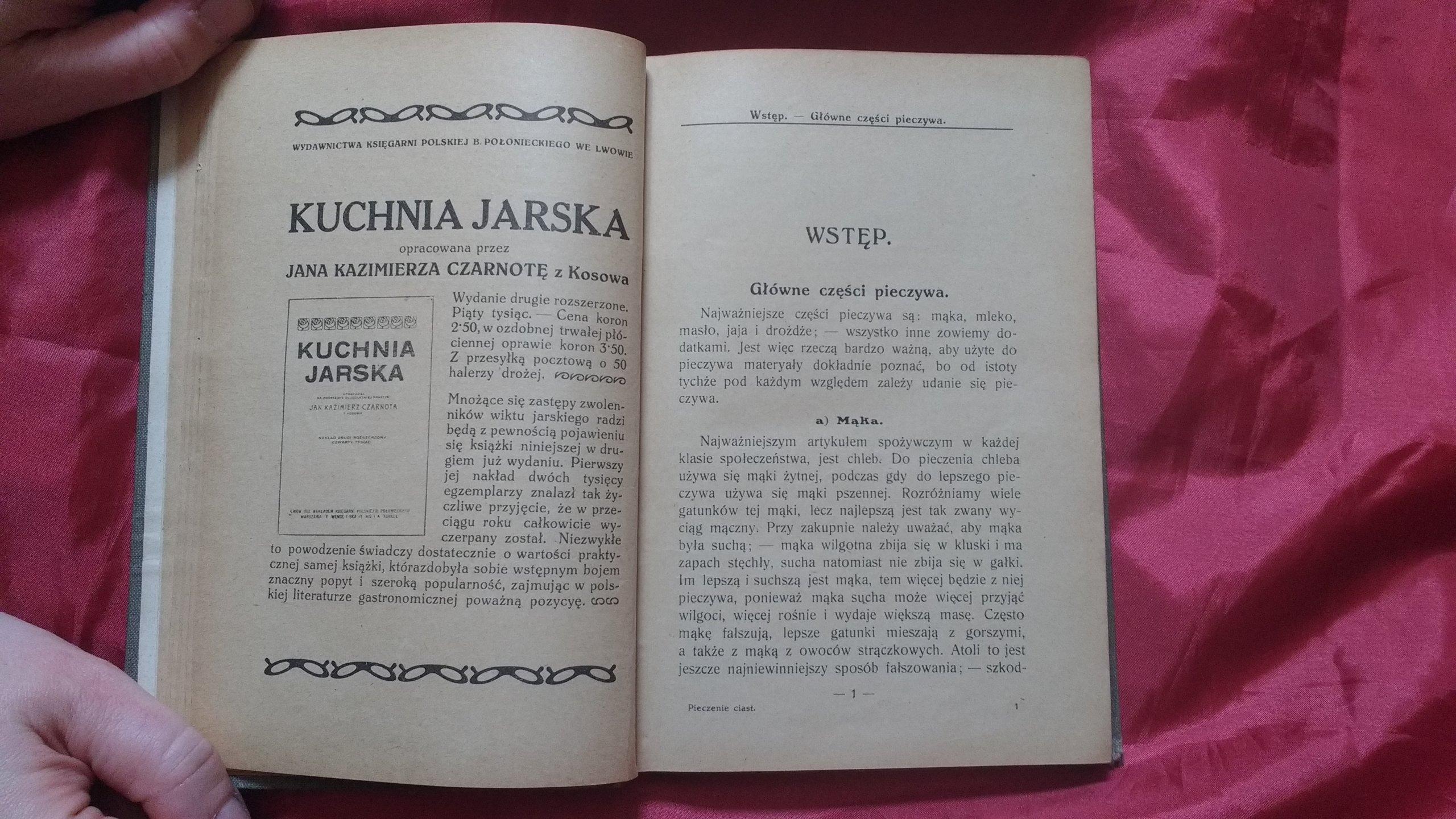 Roza Makarewicz Pieczenie Ciast Kuchnia Polska 7331273529