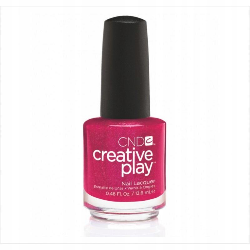 Lakier CND CREATIVE PLAY Cherry Gloround 13,6ml