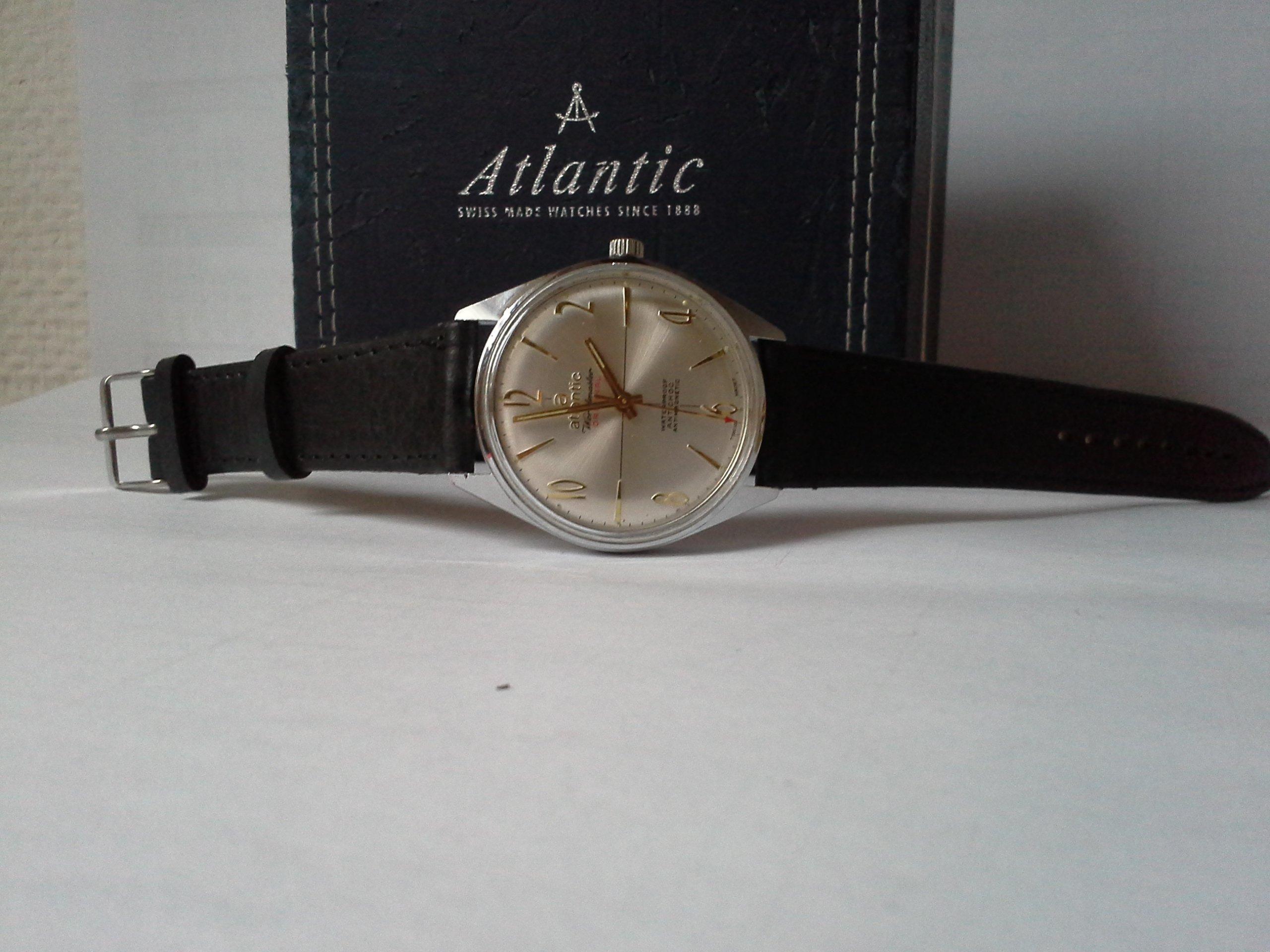 Atlantic Worldmaster 17  kamieni perłowy ,idealny