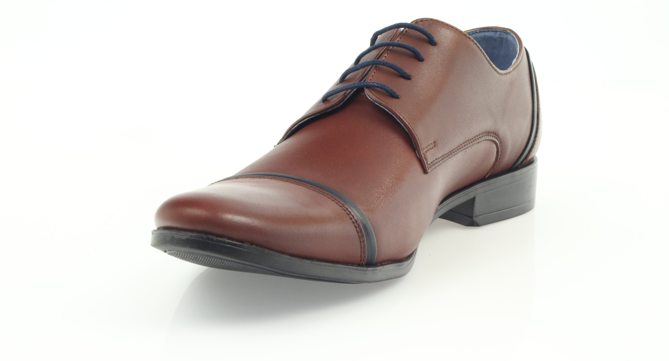 80f06e3eb3f9f Pantofle męskie VENI VICI 149 brązowe r.40 - 7391892142 - oficjalne ...