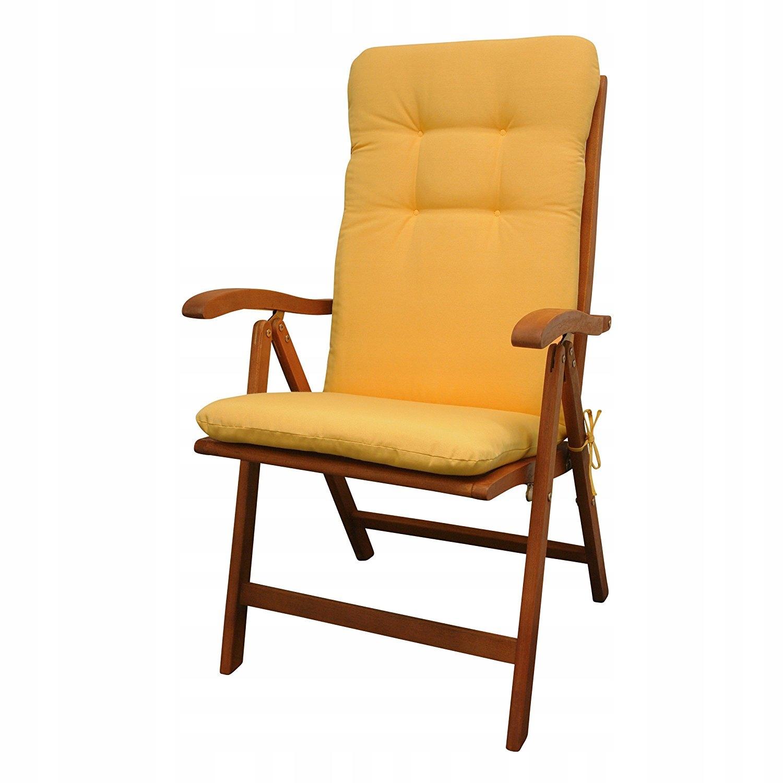 Indoba Poduszka Na Krzesło Ogrodowe 117x50cm 36068