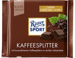 czekolada RITTER SPORT Kaffeesplitter Niemcy