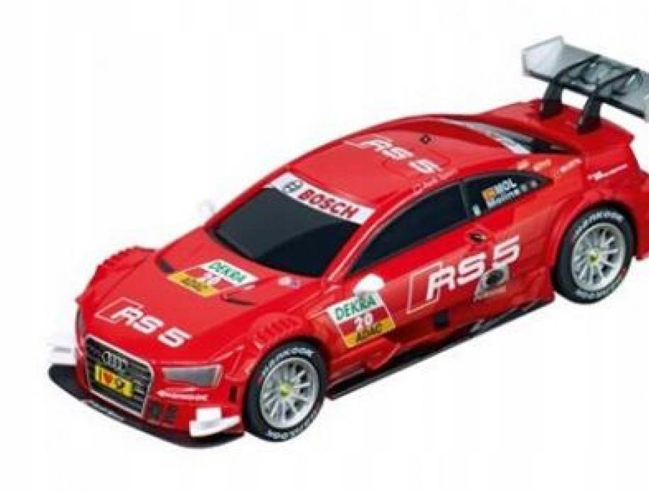 Carrera Audi A5 DTM samochód wyścigowy - 7373639405