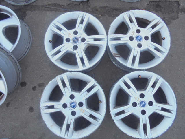 474 Felgi Aluminiowe Fiat Grande Punto 4x100 R15 7107148252