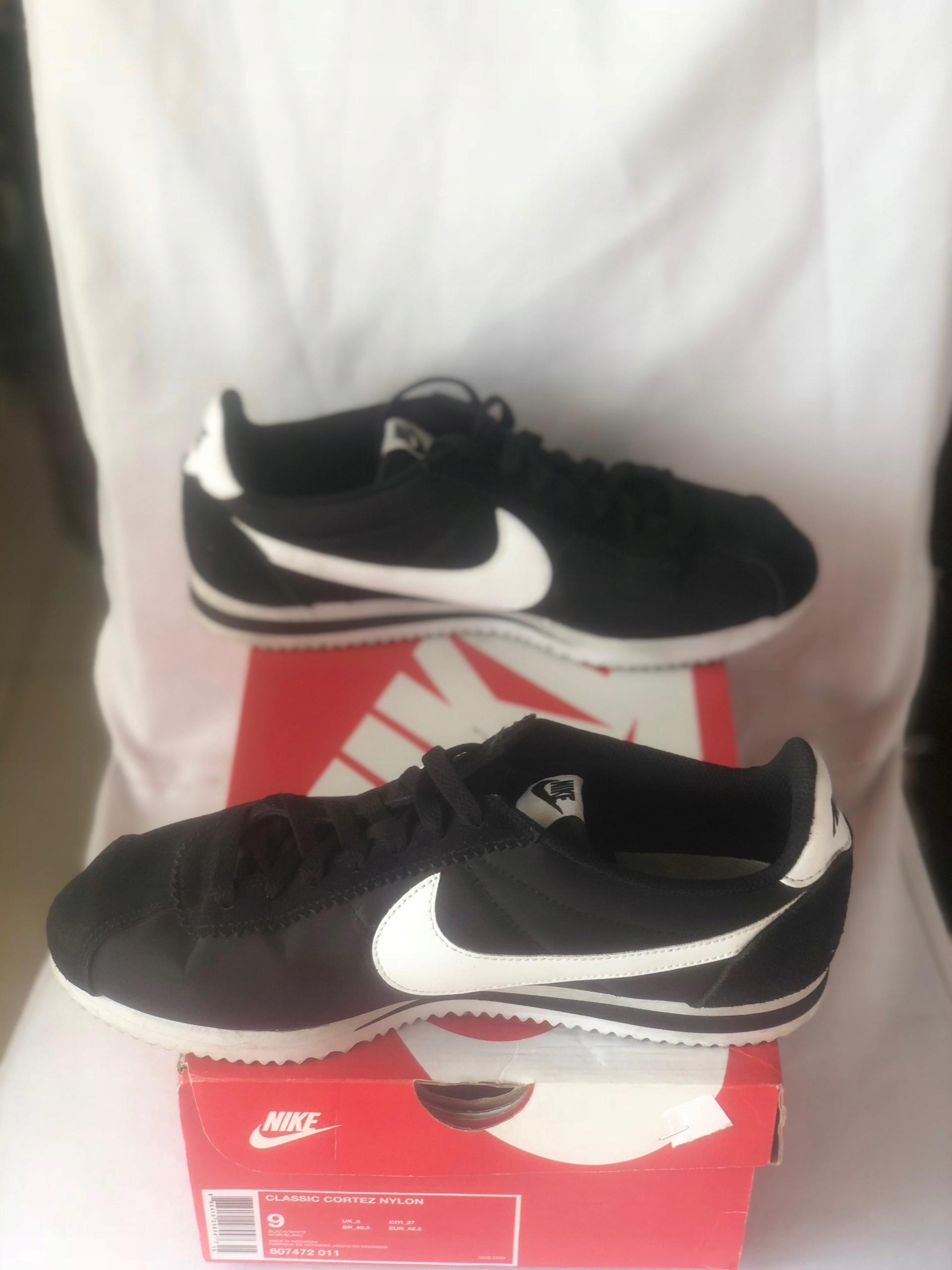 premium selection e93a0 8e50a Buty Nike Classic Cortez Nylon r. 42,5 UŻYWANE
