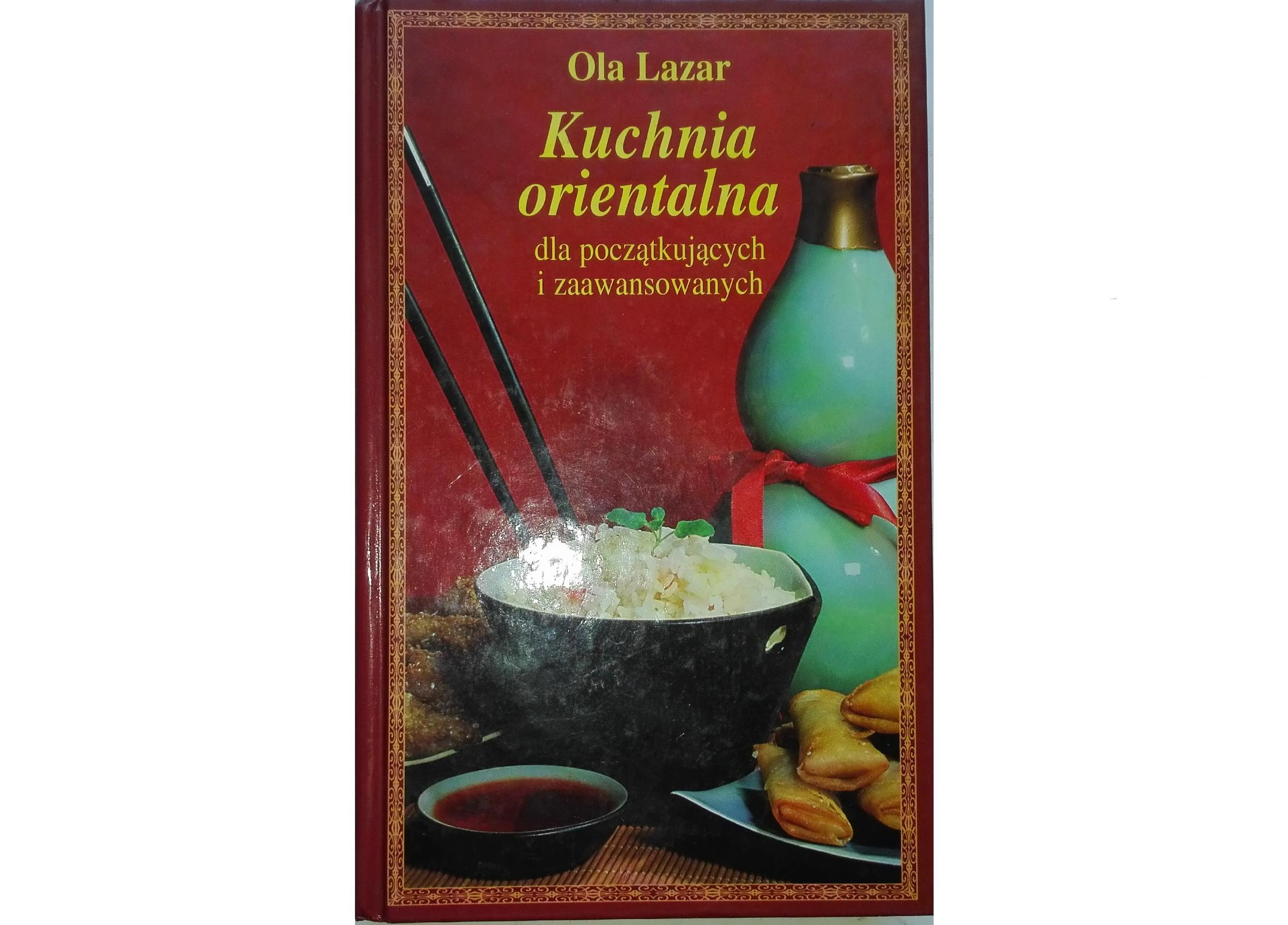 Lazar Kuchnia Orientalna Dla Poczatkujacych 7248978835 Oficjalne