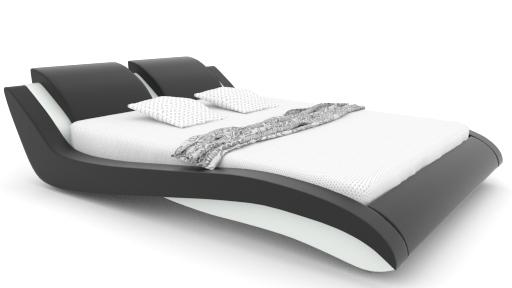 łóżko Stilo 2 Materac 200x220stelaż Zestaw 6802094577