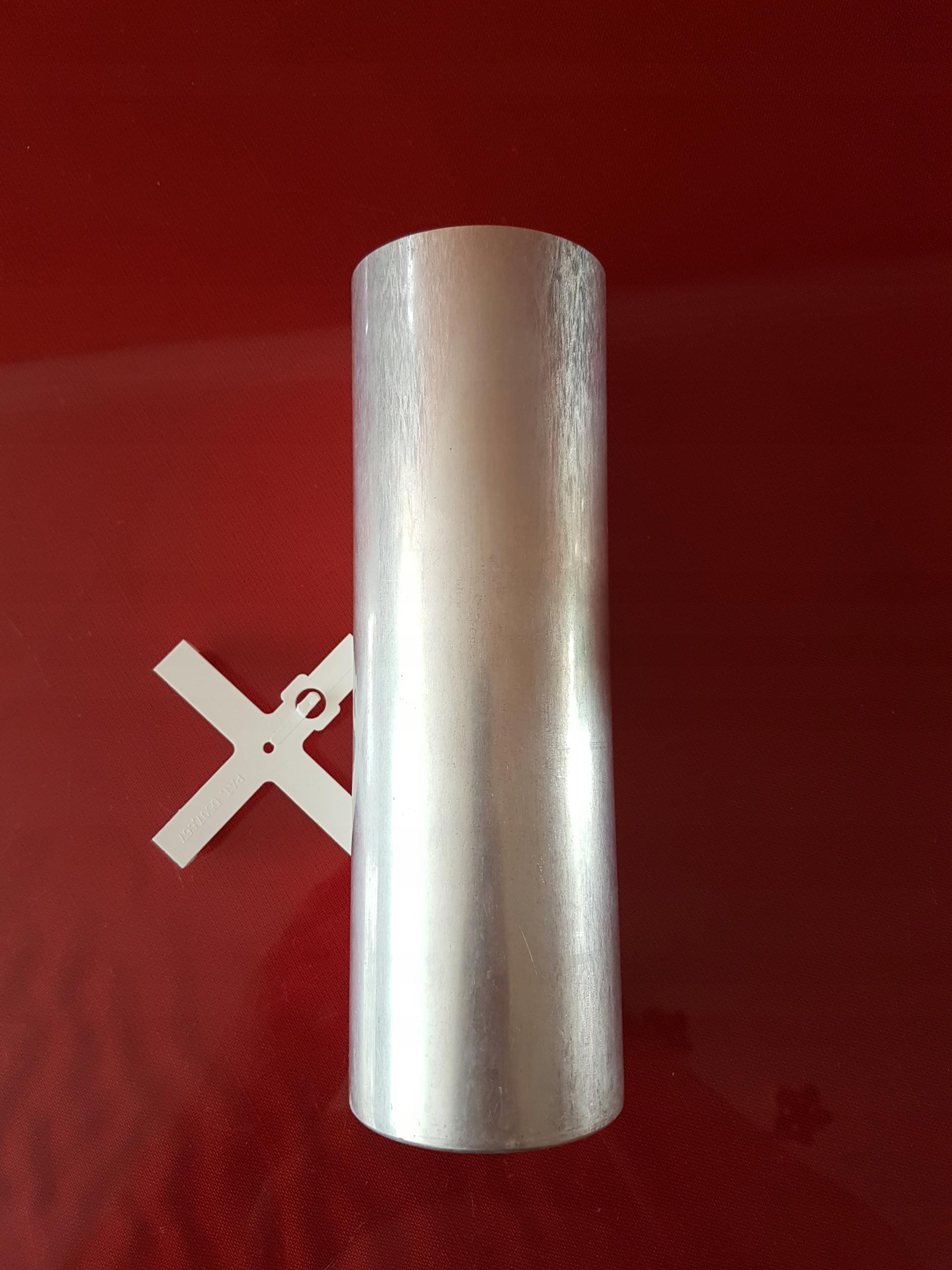 Bardzo dobra Forma do świec walec aluminium wysoka wolnostojąca - 7472967259 VU05