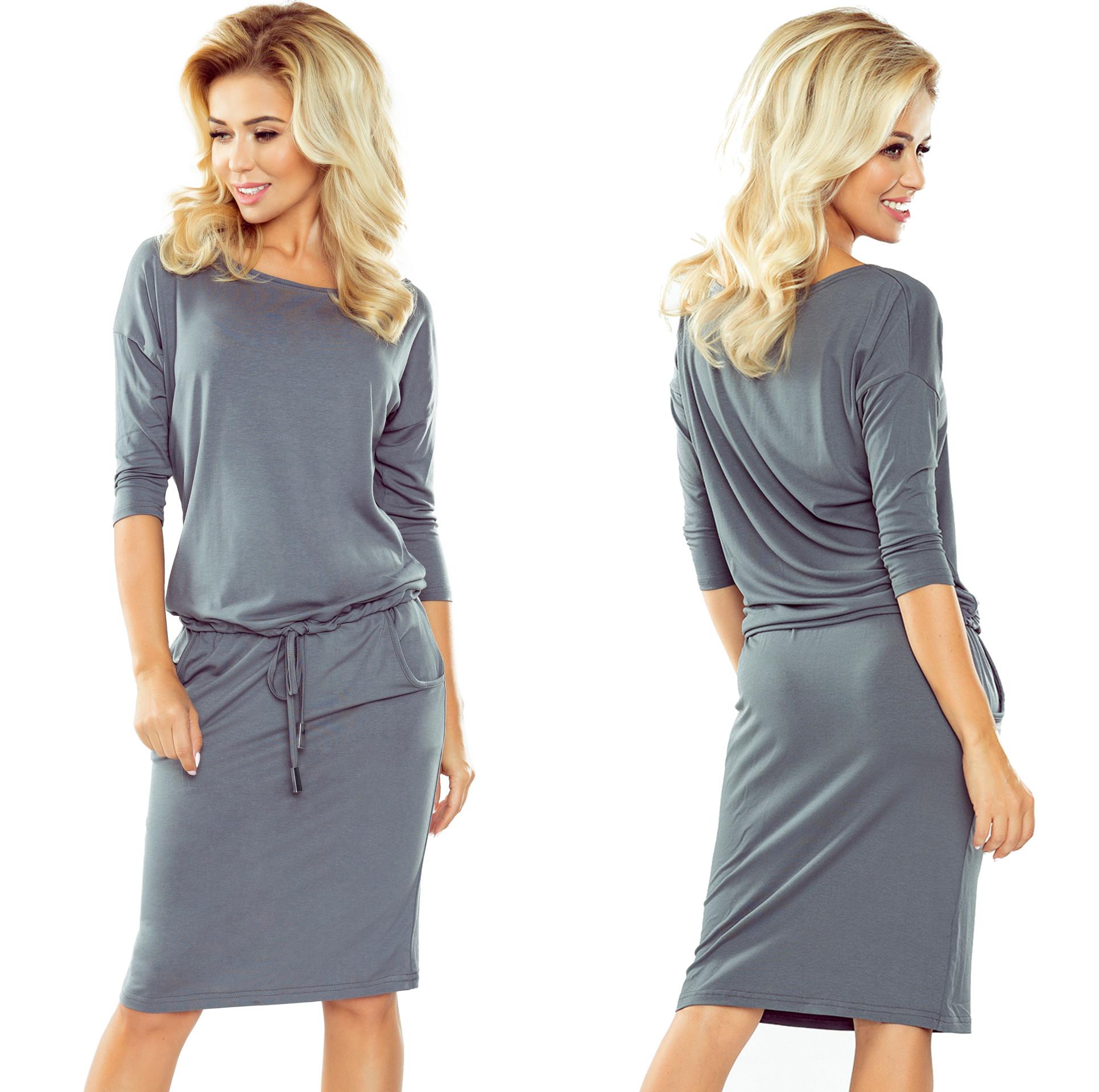 Elegancka Sukienka Wizytowa Biznesowa 13-75 S r.36