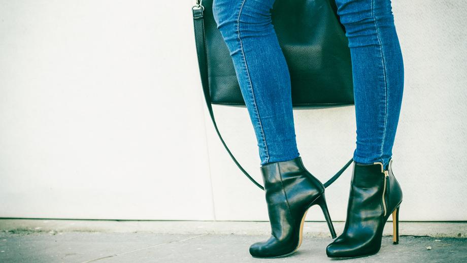 3626407a49b346 Botki na szpilce – buty na jesień dla elegantki - Allegro.pl