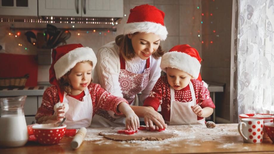 Słodkich i zdrowych Świąt! Jakie łakocie będą wartościowe dla dziecka?