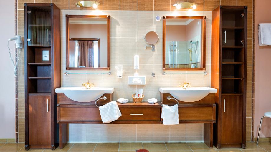 łazienka W Drewnie Allegropl
