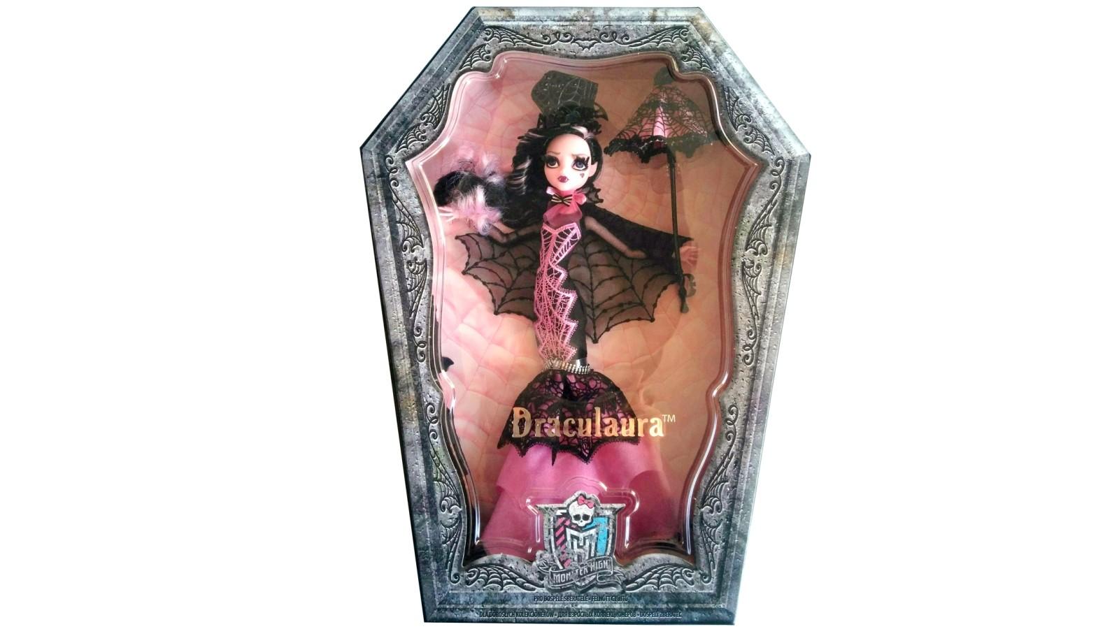 Darculaura – kolekcjonerska lalka Monster High