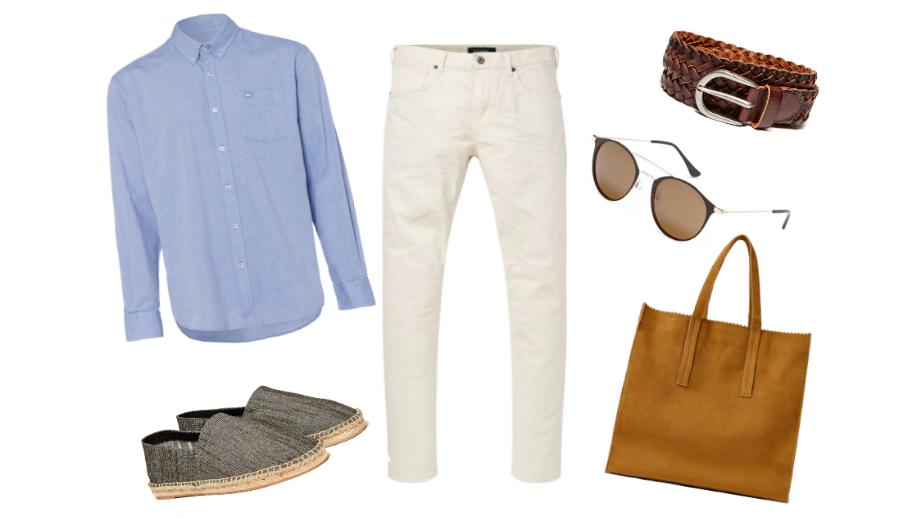 2ad9b1c9 Białe spodnie – naucz się je nosić ze stylem - Allegro.pl