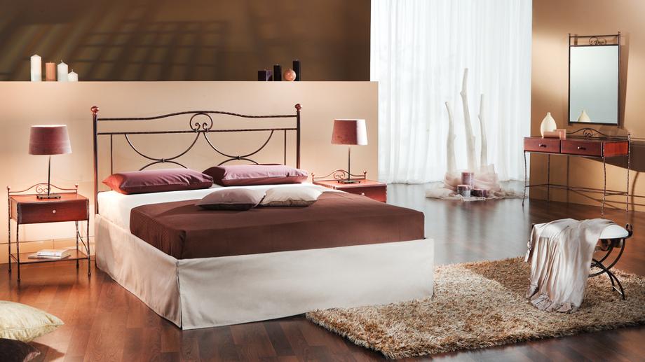 Aranżacja Sypialni Z Metalowym łóżkiem Inspiracje Allegropl