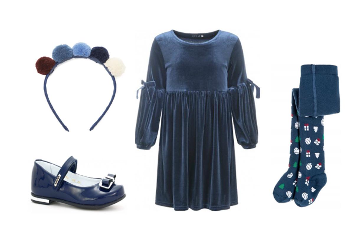 Welurowe i aksamitne sukienki na rodzinne spotkania