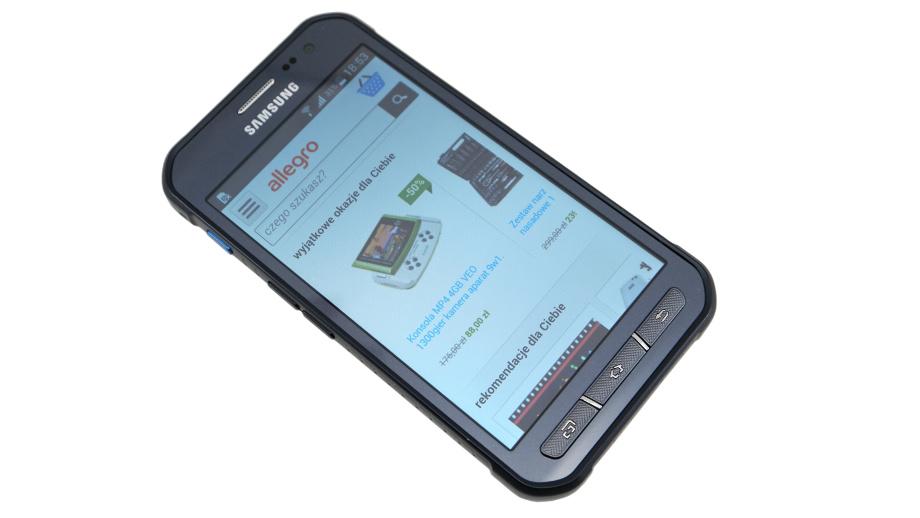Samsung Galaxy Xcover 3, czyli wzmacniany smartfon do zadań specjalnych