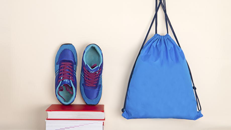 Wybieramy worek na buty dla ucznia klas 1–3