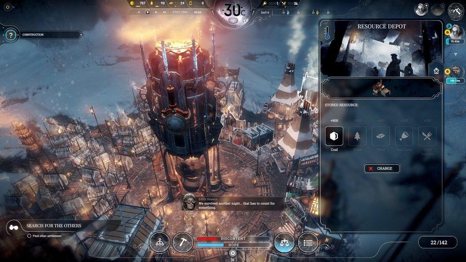 """""""Frostpunk"""" – recenzja gry"""