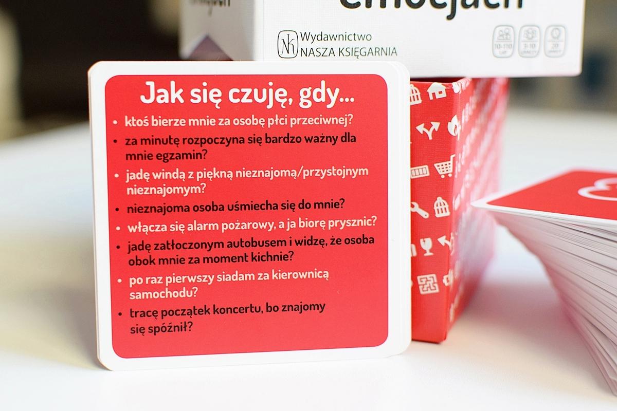 Obrázok 4 Vzorová karta s nápadmi na otázky