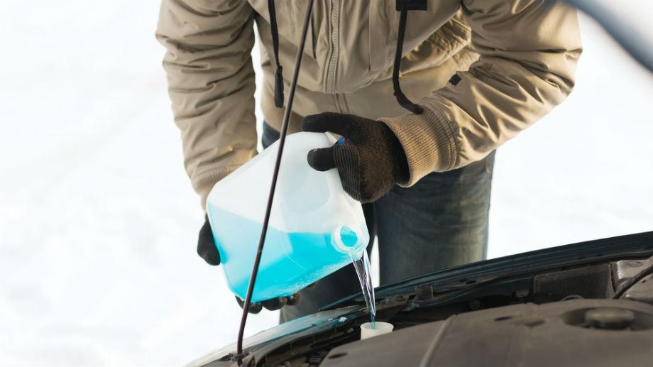 Jak zabezpieczyć auto przed zimą?