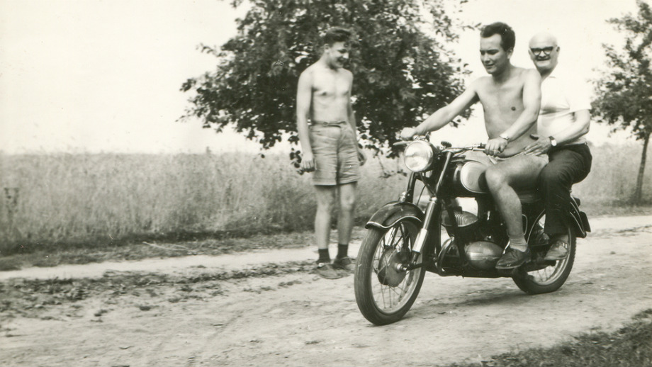 Kultowe Motocykle Z Prl U Allegro Pl